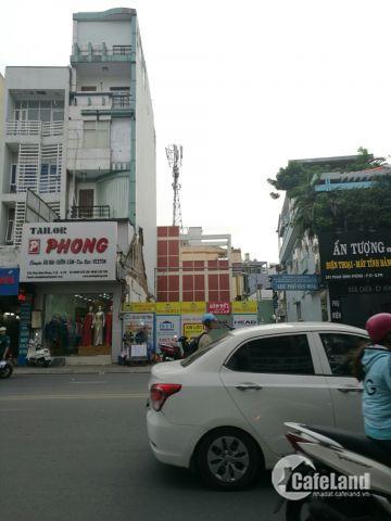 Bán gấp biệt thự siêu đẹp góc 2 MT Hẻm 12m Lê Văn Sỹ, P1, Tân Bình. 6x16m, giá 20 tỷ