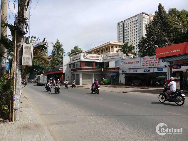 Bán nhà mặt tiền đường ngay Trường Sơn, P2, Quận Tân Bình. DT:8m2x33m5. GPXD: hầm 10 lầu Giá 50 tỷ
