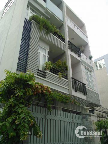 Bán nhà mặt tiền đường Hoàng Văn Thụ,P4,Quận Tân Bình.DTCN: 158m2 trệt 2 lầu