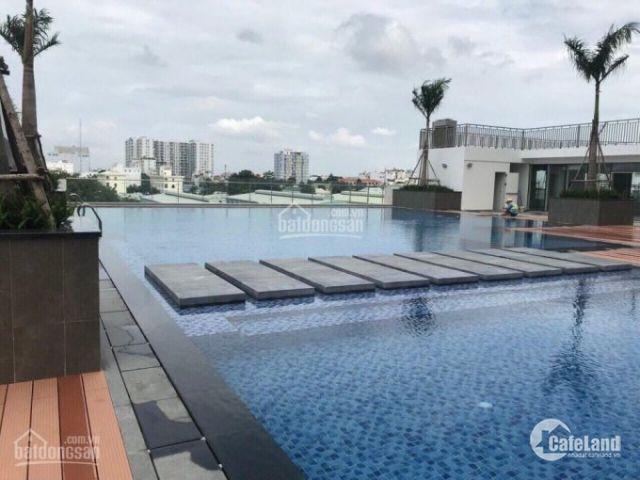 Chỉ 1 tỷ 9 sở hữu ngay căn hộ cao cấp view hồ bơi cực đẹp, trung tâm quận Tân Bình