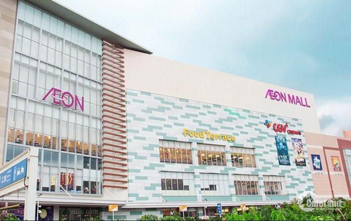 Căn hộ nhận nhà ở liền, tại quận tân phú, cạnh siêu thị Aeon Mall