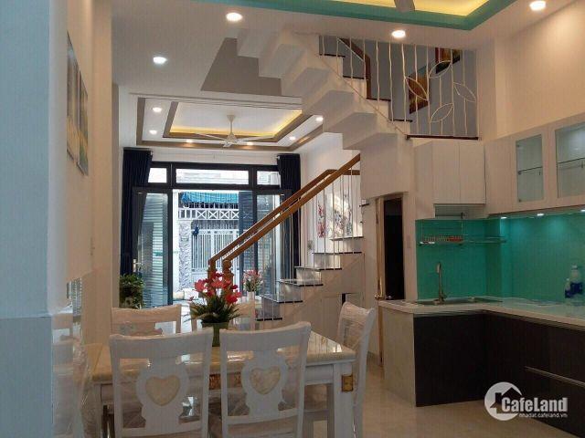 Bán nhà hẻm 8M Dương Đức Hiền,dt 4x15m, 3.5 tấm. giá 6.6 tỷ (TL)