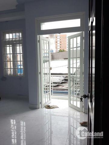 Nhà mới hẻm 4m Đoàn Giỏi, đối diện siêu thị AEON, DT 4.2x9.8m, 1 lầu, giá 3.48 tỷ, đầu tư tốt