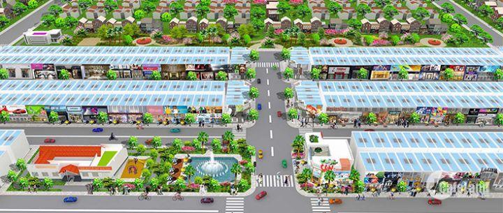 đất nền khu công nghiệp Nam Tân Uyên New times city