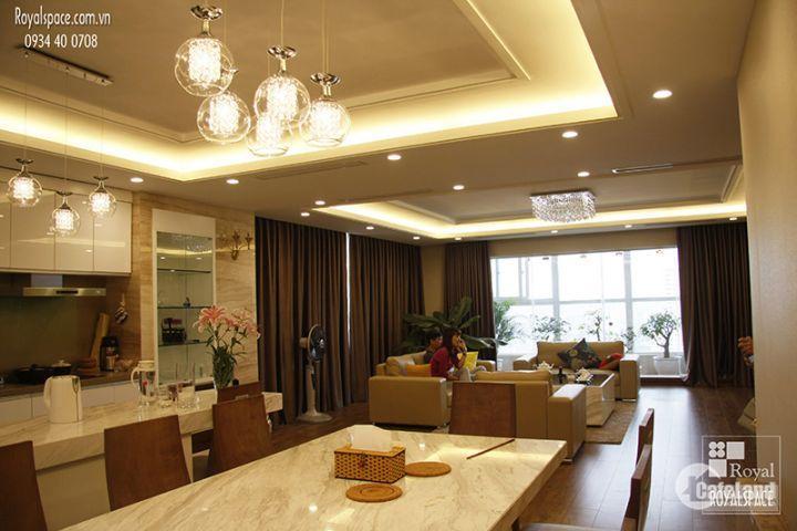 Bán căn hộ chung cư 3 phòng ngủ, 1 phòng khách, 1 bếp, 2WC tại KĐT Nam Cường
