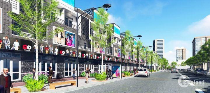 Bán lô góc dự án Centa City nhà phố thương mại kinh doanh tại vsip bắc ninh