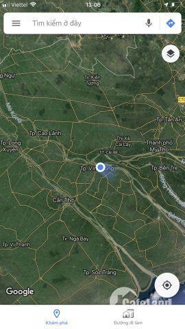 Sở hữu đất nền và nhà phố liền kề TP Vĩnh Long, giá ưu đãi chỉ 490tr