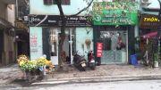 Cho thuê cửa hàng 30m2, mặt tiền 5m, vỉa hè rộng 3m, đường rộng 8m,  mặt phố Trần Quang Diệu, Đống Đa, Hà Nội.