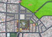 Bán gấp nền đất 80m2, 5x16, ngay mặt tiền Nguyễn Hữu Trí, SHR