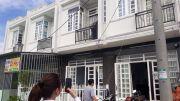Dãy nhà mới xây, 56m2 , 640 triệu- Khu dân cư Tân Kim QL50 - Liền kề KCN Tân Kim