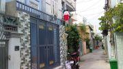 Nhà hẻm 88 Đường 17 P.Tân Thuận Tây Quận 7. Giá 5.15 tỷ (TL)