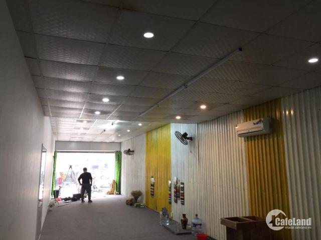 Cho thuê nhà mặt phố Dương Đình Nghệ 12tr. KD,VP,Cf,siêu thị.shop