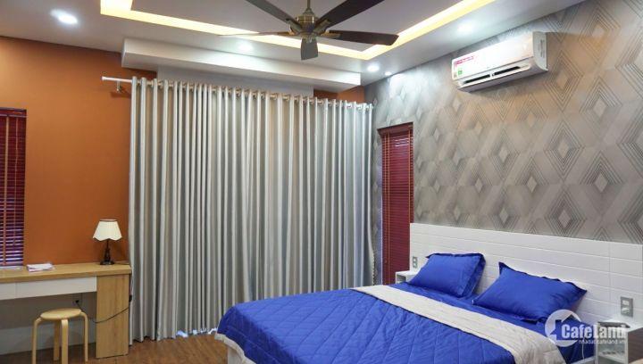 Cần cho thuê biệt thự KĐT Phước Long Nha Trang, 5 phòng ngủ, nội thất đẹp