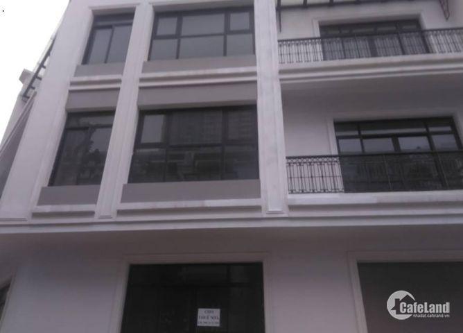 Cho thuê nhà Giáp Nhất 50m2x5 tầng MT3,6m 30tr/tháng