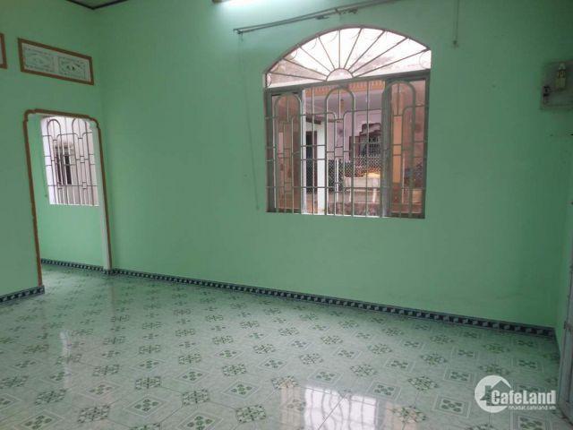Cho thuê nhà nguyên căn 125m2 Lê Hồng Phong,Phú thọ,Thủ Dầu Một,Bình Dương
