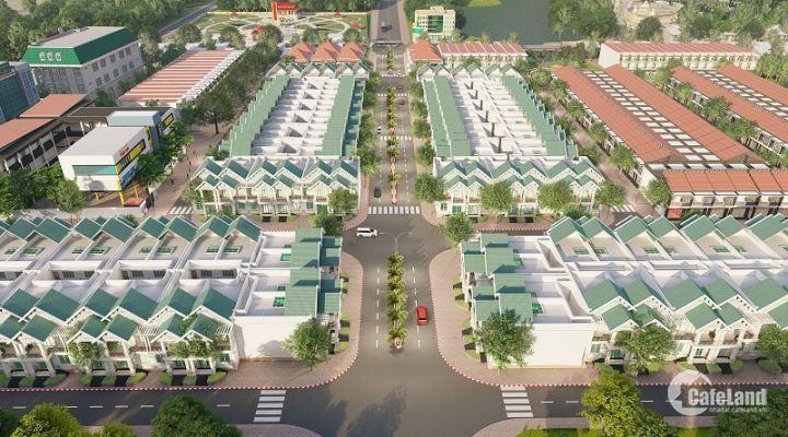 Đất nền ven sông __ Dự án KĐT Tân An Riverside