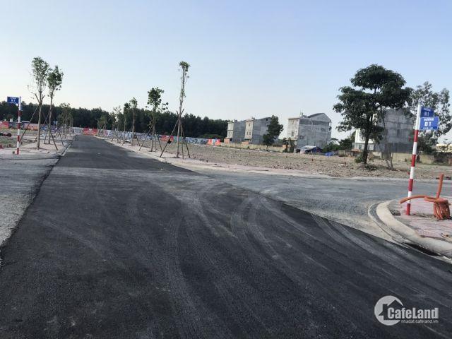 Mua đất tặng ngay móng nhà, ck 15%, ngay mặt tiền phường Bửu Hòa, gần Dĩ An.0912557106