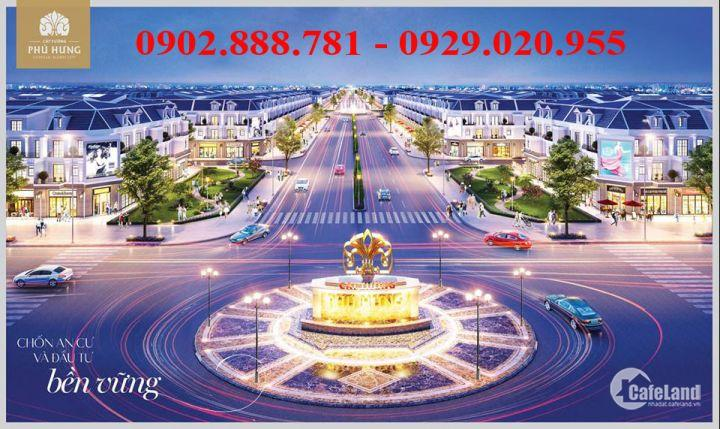 Cát Tường Phú Hưng - Khu đô thị kiểu mẫu Châu Âu - Giá Gốc Ngay Nhà Đầu Tư