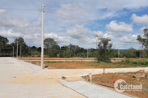 Đất góc đường 2/9 và đường Kim Dự đối diện Phà Bình An, TX Hà Tiên