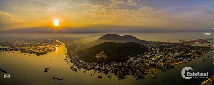 Bán đất nền nghĩ dưỡng khu đô thị mới Hà Tiên - Đầu tư siêu lợi nhuận - Vị trí phong thủy.