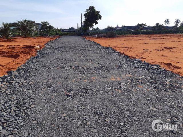 Cần bán nhanh lô đất mặt đường nhựa 7m