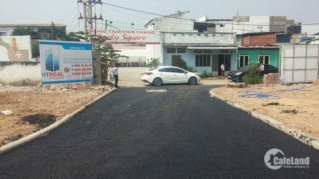 Bán đất thổ cư giá rẻ MT đường 20m cách chợ Hóc Môn 3km tại xã Bình Mỹ,huyện Củ Chi 14tr/m2