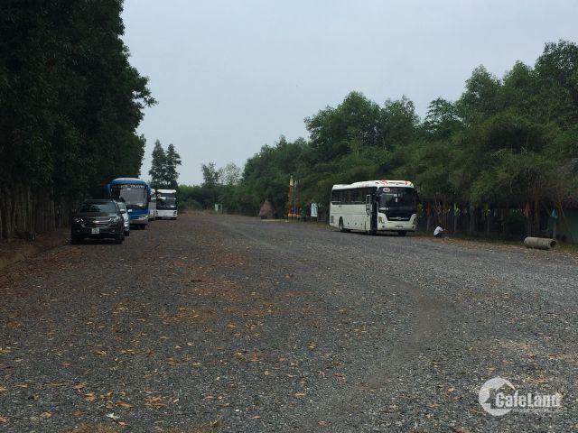 Bán đất 9500 m2 Tân Hiệp, gần sân bay Long Thành, có thổ cư, chính chủ.