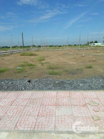 Bán 90m2 đất MT đường Hùng Vương ,SHR, TT Thành Phố Tân An