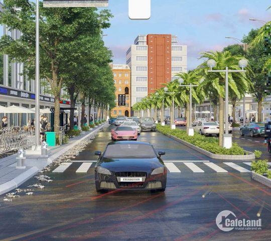 Đất nền trung tâm thành phố Vĩnh Long, 500 triệu, có sổ riêng