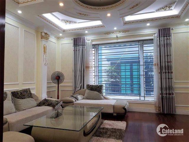Bán nhà phân lô Ba Đình, 2 mặt thoáng, có gara, 45m2 giá 6,5 tỷ.