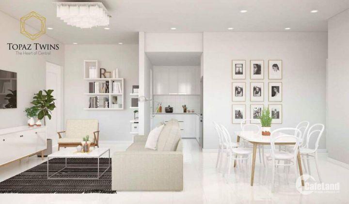 Bán gấp căn hộ cao cấp topaz twins phường thống nhất thành phố biên hòa