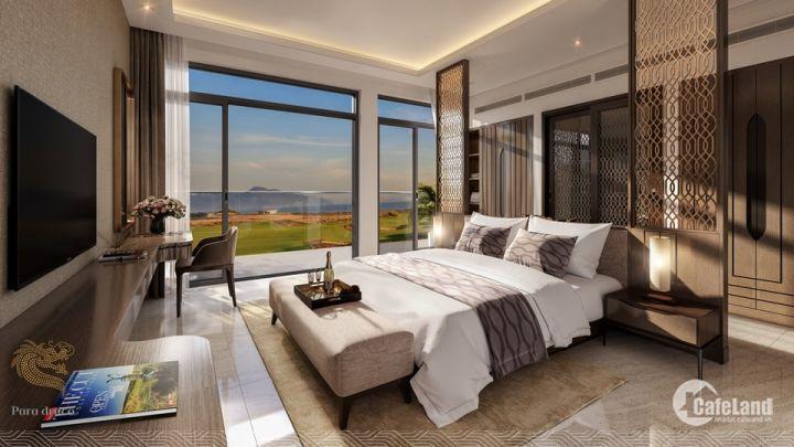 Para Draco - Biệt thự biển Cạnh Sân golf hiện đại nhất châu á 27 lỗ, cách Sân bay Qte Cam Ranh 5p