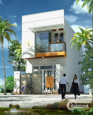 Hot! Căn nhà 100m2 ngay mặt tiền đường Hoàng Phan Thái, H. Bình Chánh, TP. HCM