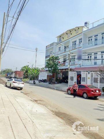 Bán nhà 2 lầu mặt tiền Nguyễn Thị Hương thị trấn Nhà Bè-4.1x21m-6 tỷ