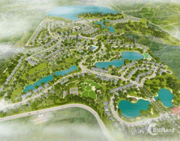 Ra mắt khu nghỉ dưỡng cao cấp Thung lũng xanh- Eco Valley Resort Hòa Bình