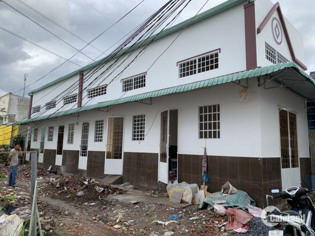 Bán nhà trọ mới xây góc 2 mặt tiền hẻm 11 cập bến Bệnh Viện trung ương