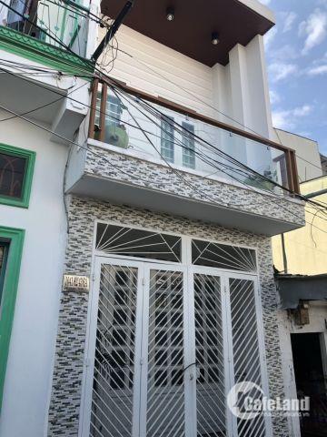 Bán nhà 1 lửng,1 lầu hẻm xe hơi 1041 Trần Xuân Soạn Quận 7-3x10m-3.5 tỷ