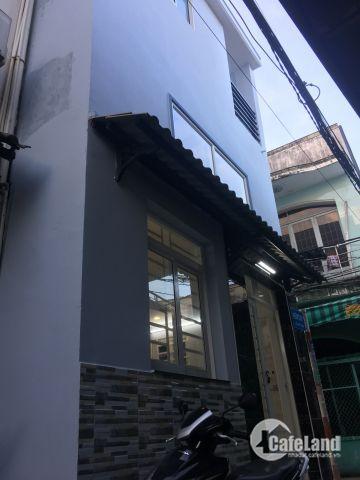 Bán nhà trệt lửng lầu hẻm 3m đường Mai Văn Vĩnh phường Tân Quy quận 7
