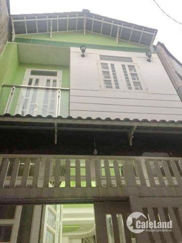 Bán nhà 1 lầu mới đẹp gần mặt tiền đường D1 – 903 Trần Xuân Soạn quận 7.