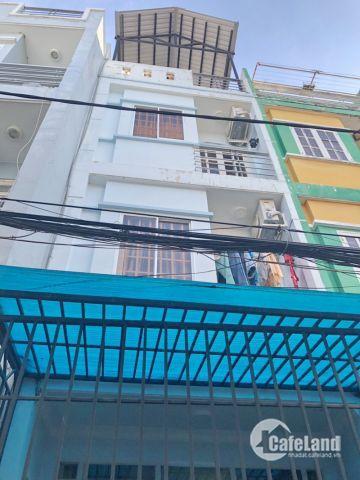 Bán nhà hẻm 381 Huỳnh Tấn Phát Phường Tân Thuận Đông Quận 7.