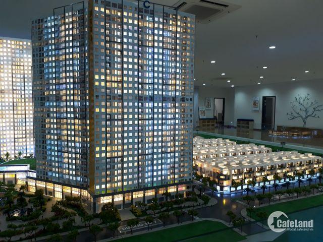 Bán 30 suất nội bộ nhà phố LK NBB3, MT An Dương Vương, DT 5x20m, cam kết rẻ hơn thị trường 400tr