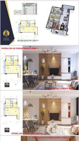 Cần bán căn hộ gần Ga Metro giá cực rẻ, DT: 35-69m2, LH: 0912928869, view thoáng mát, CK 4%+ xe SH