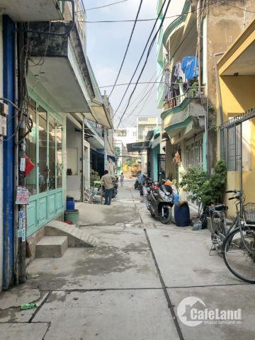 Bán nhà 2 lầu hẻm xe hơi 139 Chiến Lược quận Bình Tân