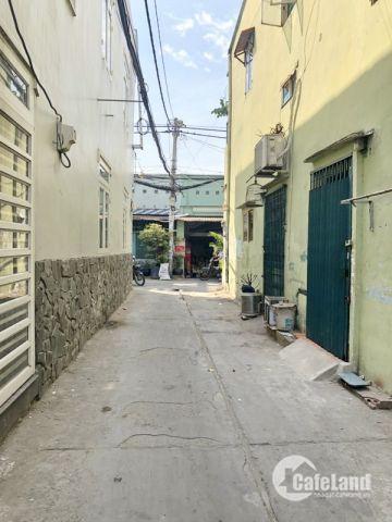 Bán nhà cấp 4 (có gác) hẻm 137 Phan Anh quận Bình Tân
