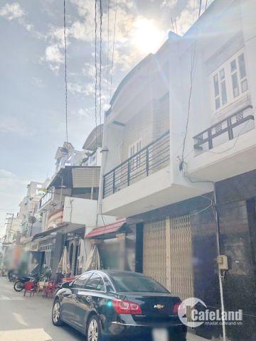 Bán nhà 1 lầu hẻm xe hơi 201 Mã Lò Bình Tân.