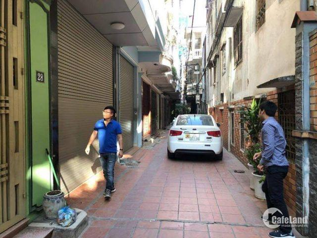 Bán nhà Phan Đình Giót 5.5 tầng, gara ô tô  chỉ 4.3 tỷ