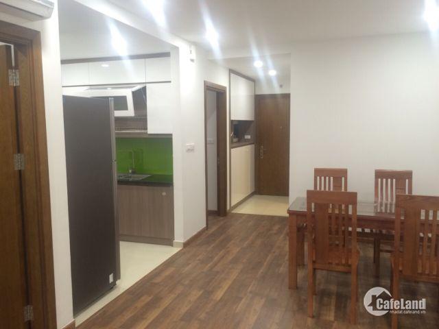 Căn 2PN tại Goldmark city, 78,7m2, ban công Đông Nam, full nội thất