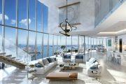 Penthouse One Verandah Q2, DT 343m2, 5PN, cách sông SG 100m, ban công bao quanh, LH 0938500530