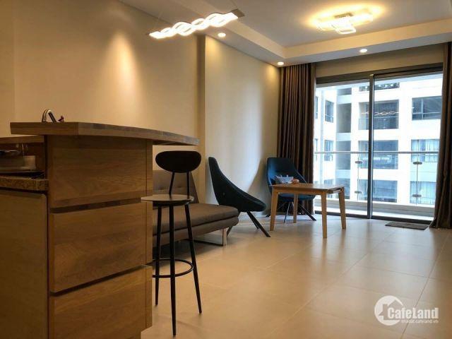 CHO THUÊ căn hộ GOLD VIEW Q4 - 2PN, 16,5tr ,Nội Thất Cao Cấp, View Thoáng Mát