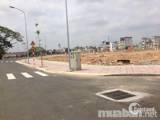 Bán gấp lô đất 5x20 thổ cư 100%, SHR ngay đường Nguyễn Trung Trực KCN Thuận Đạo Bến Lức